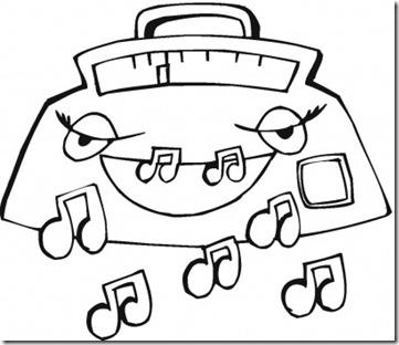 Smiling-radio