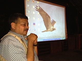 Balya Showing Garud Bharari